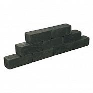 Blockstone 15x15x30 cm Black