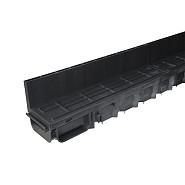 Top Drain met zwart sleufgoot 100x13x8,5 cm
