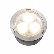 Flux 60 12V/2W Led Rvs Ø60 Warm White, Ring Ø68mm.