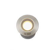 Fusion 22 RVS 12V/0.25W LED RVS Ø22mm Warm White