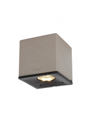 Cubid Wall Silver 12V/0,5W LED Warm White