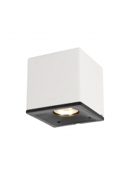Cubid Wall White 12V/0,5W LED Warm White