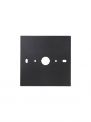 Evo wall mount dark 100-230V