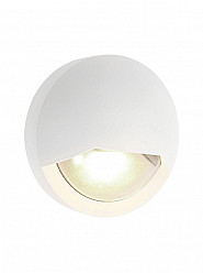 Blink White Wall 12V/1,5W LED Alu. White, Warm White