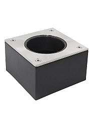 Box 100 Accessory Box Rvs 100X100mm tbv Diverse Geïntegreerde Armaturen.