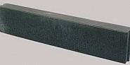 Opsluitband 10x35x100 cm antraciet