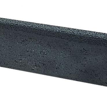 Opsluitband 6x20x100 cm antraciet